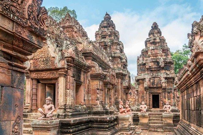 Excursion Banteay Srei Day Tour Active