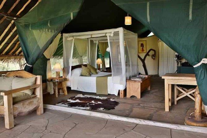 3 Days Luxury Wildlife Safari in Amboseli National Park, Kenya