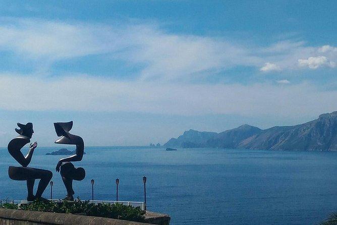 Amalfi Coast Tour from Paestum