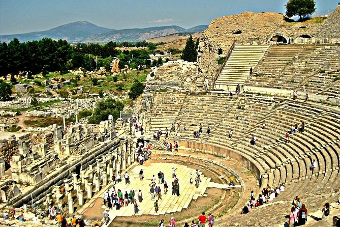 Private Tour For Cruisers: Best of Ephesus tour from Kusadasi Port