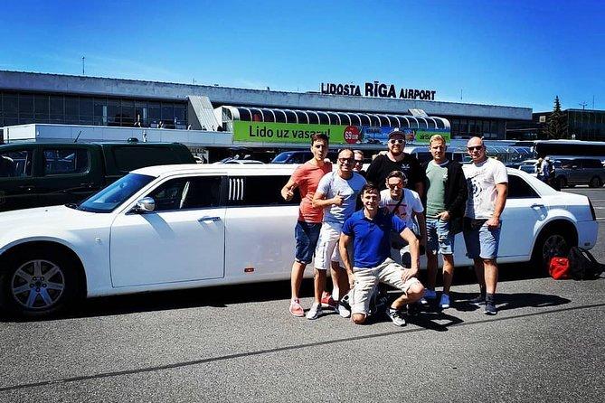 Riga Limo Airport Transfer