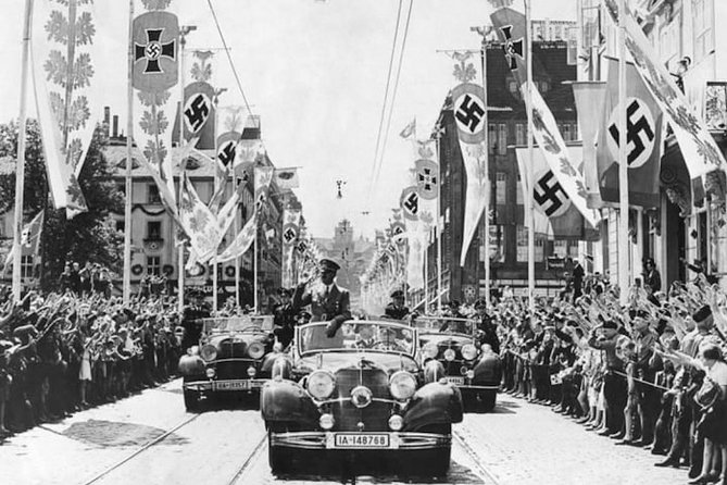 Nazi Vienna - Hitler on the Rise