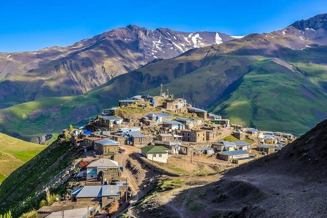 Quba and Khinaliq village Tour (All inclusive)