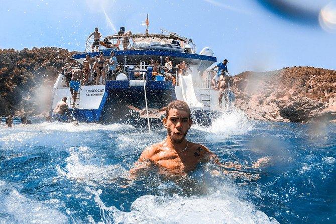 Oceanbeat Ibiza boat party - stay wild, ocean child