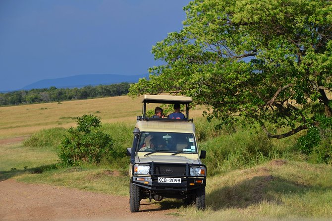 Amboseli Game drive and overnight at the foots of Mt.Kilimanjaro. photo 3