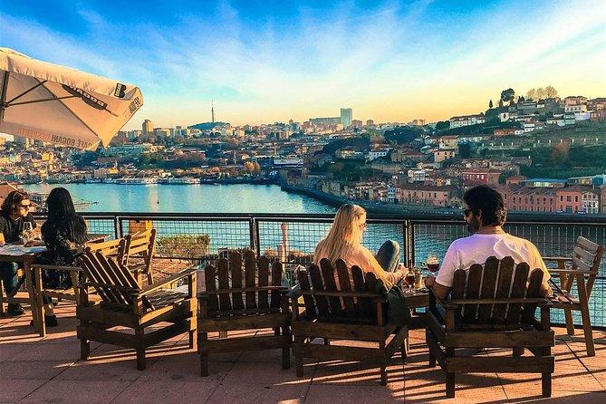 Segredos do Porto e Vale do Douro com cruzeiro no rio e trem panorâmico