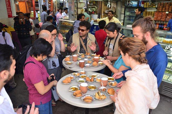Full Day Food Tour Of New Delhi & Old Delhi