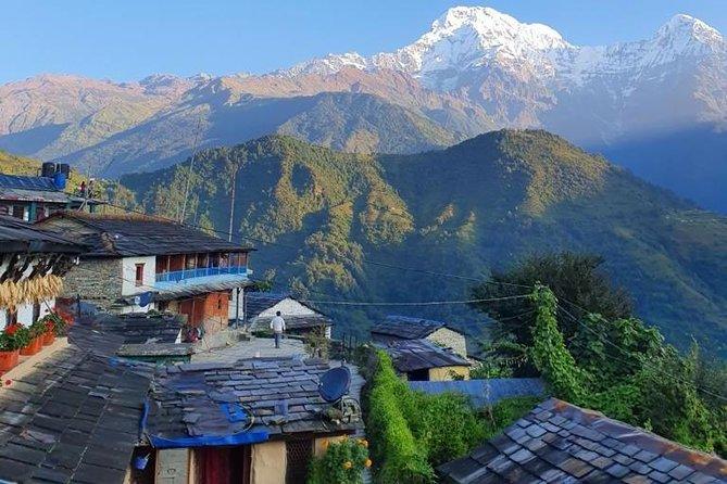 Pokhara: 4 Days Private Trek Tour