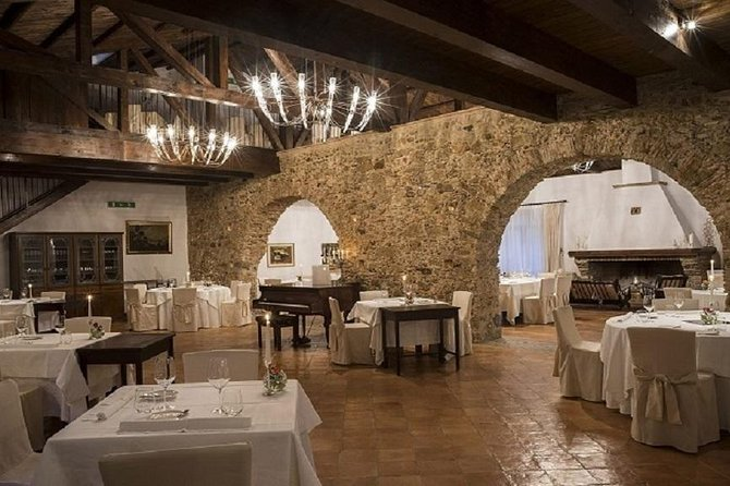 Luxury afternoon on the Ionian coast: gourmet dinner with wine tasting