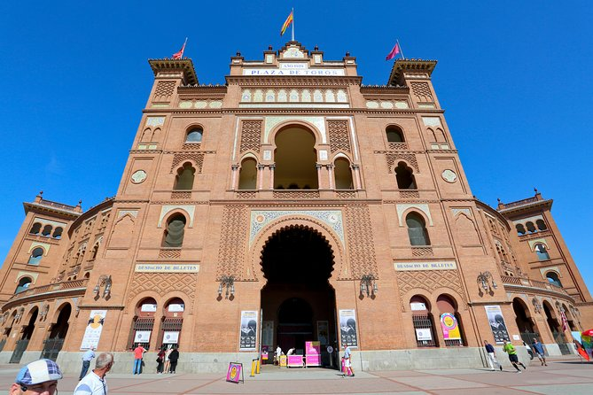 Visit with Audioguide to the Bullring of Las Ventas and Bullfighting Museum