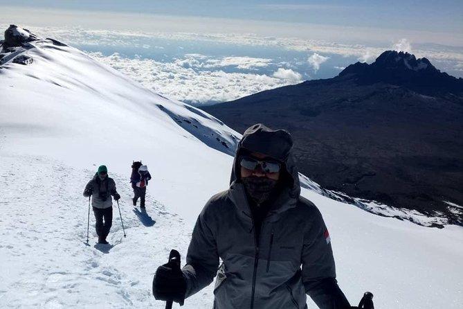6 Days 5 Nights Kilimanjaro Climb Via Machame Route