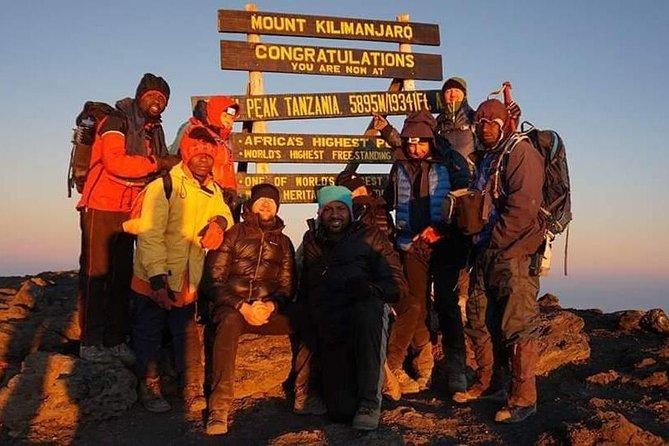 6 Days 5 Nights Kilimanjaro Climb Via Marangu Route