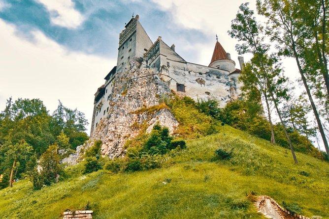 Private day trip to Peles,Dracula's Castle, Brasov