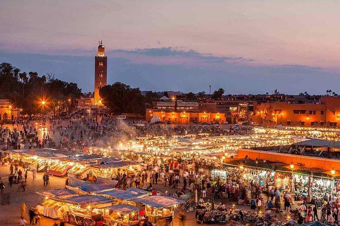 Marrakech – a Half Day Visit Medina