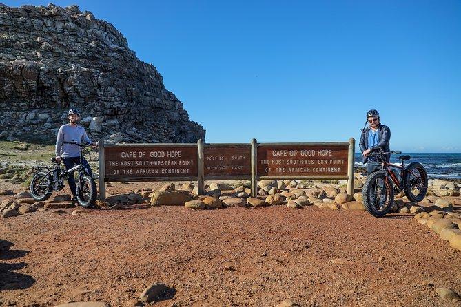 E-Bike Cape Peninsula tour