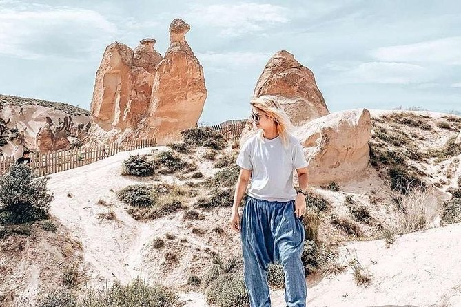 Red Tour Activity Bundle Option 1 in Cappadocia