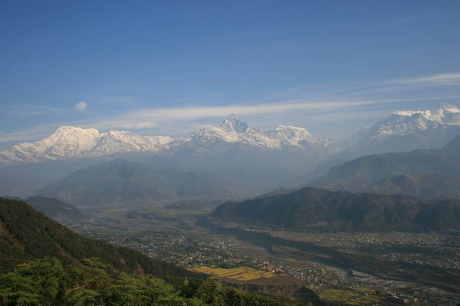 Pokhara: Day Hike From Sarangkot to World Peace Stupa from Lakeside photo 3