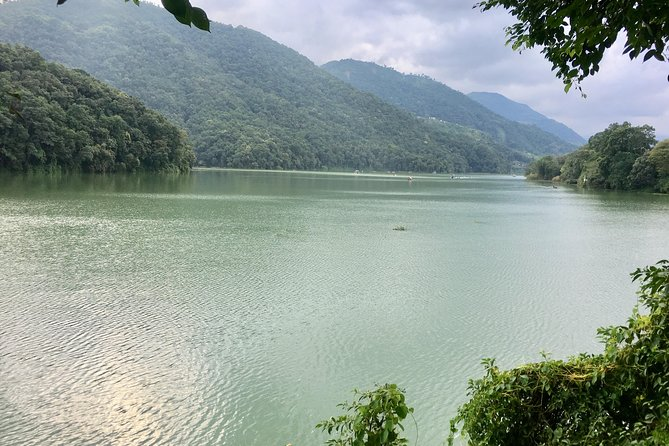Pokhara: Day Hike From Sarangkot to World Peace Stupa from Lakeside photo 7
