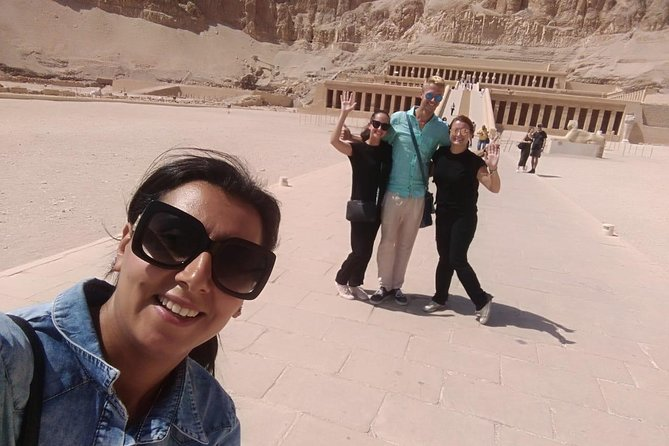 Full Day Tour to East & West Banks of Luxor