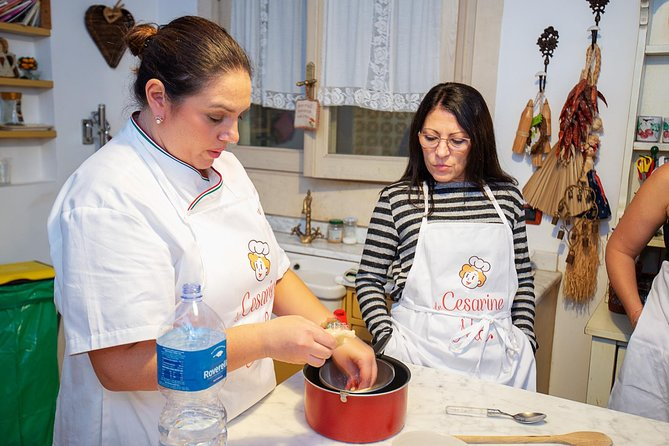 Small Group Market tour and Cooking class in Savona