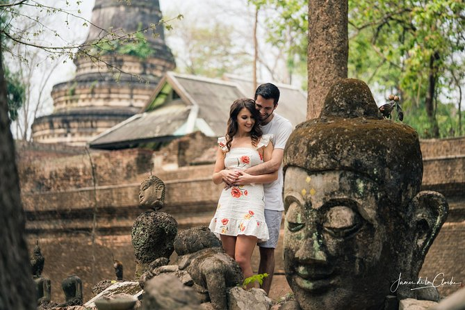 Vacation Photos At Two Unusual Temples and An Amazing Waterfall