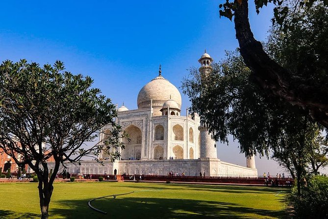 From Delhi : Private Taj Mahal & Agra Tour by Car