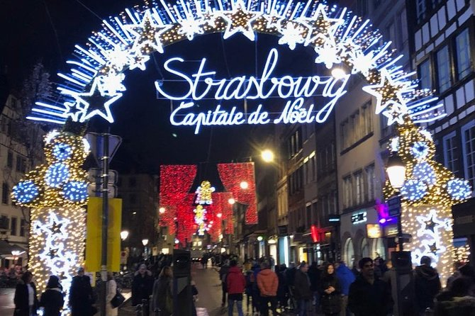 Strasbourg & Colmar Tour