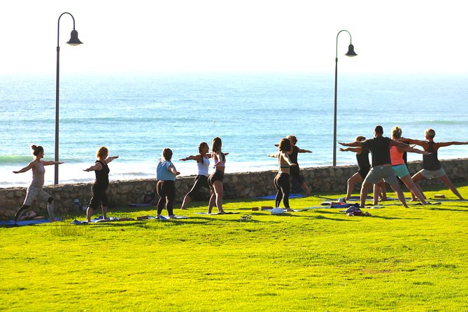 Yoga group course