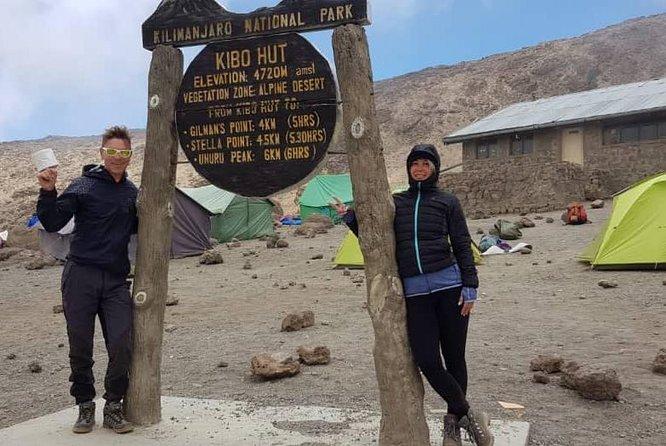 6 Days Marangu Route