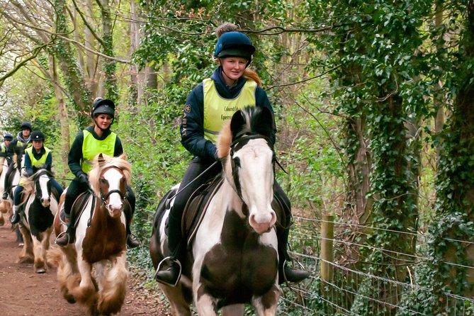 Pony trekking 45mins - PT45