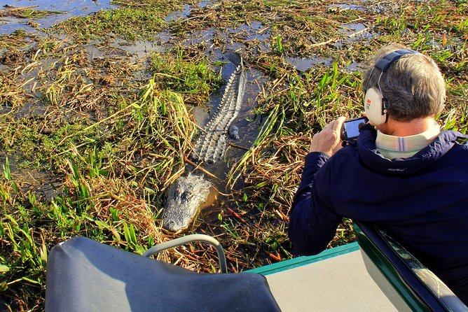 Florida Everglades Airboat Tour, Wild Florida from Orlando 2020
