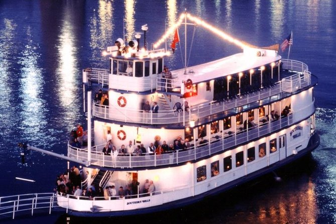 Chattanooga Southern Belle Riverboat Sightseeing Cruise