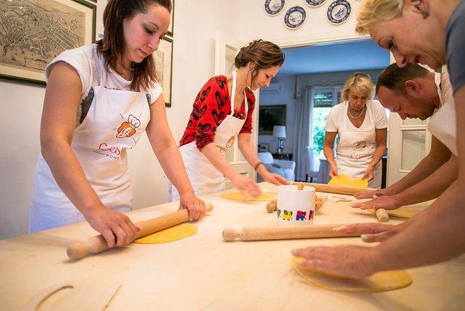 Share your Pasta Love: Small group Pasta and Tiramisu class in Ischia
