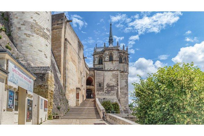 Photography tour of Château Amboise