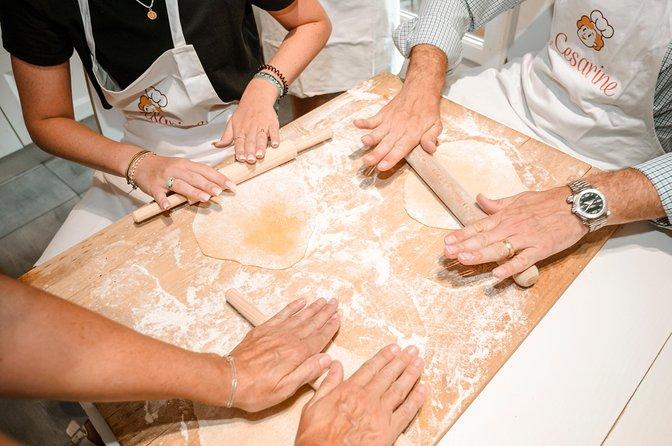 Share your Pasta Love: Small group Pasta and Tiramisu class in Manfredonia