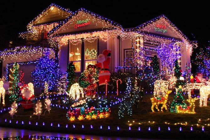Christmas | Holiday Light 3 Hr Tours includes Illuminations Symphony of Lights