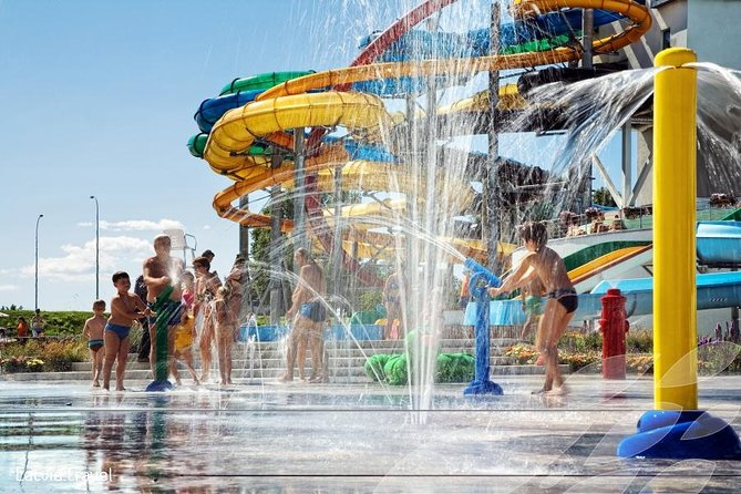 Riga Aquapark Day