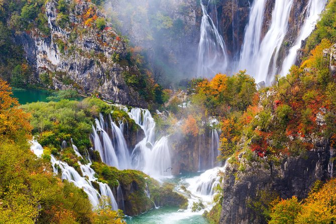 Plitvice Lakes Small Group daily tour from Split with entrance ticket included