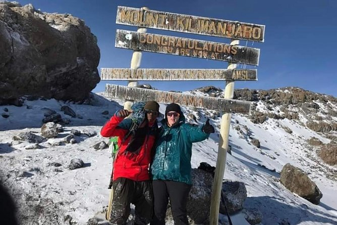 Mountain Kilimanjaro Climbing