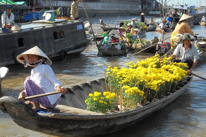 Mekong Delta 3 day tour from HCM city to Phu Quoc Island / Phnom Penh