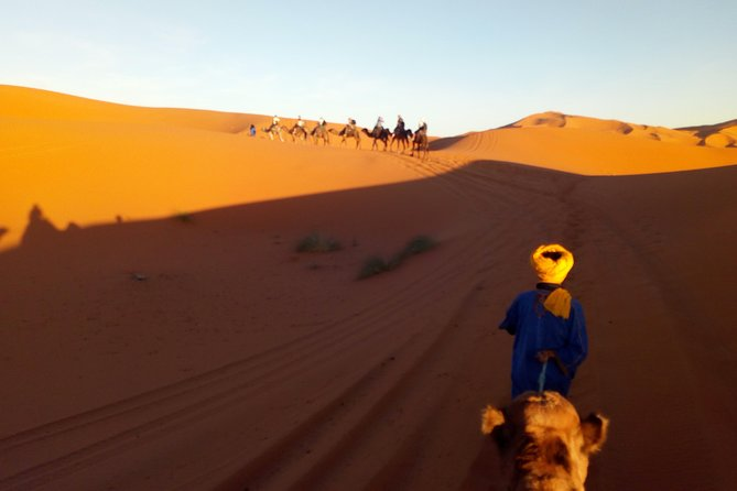 To the desert of the senses, Marrakech to Merzouga in Toyota 4X4