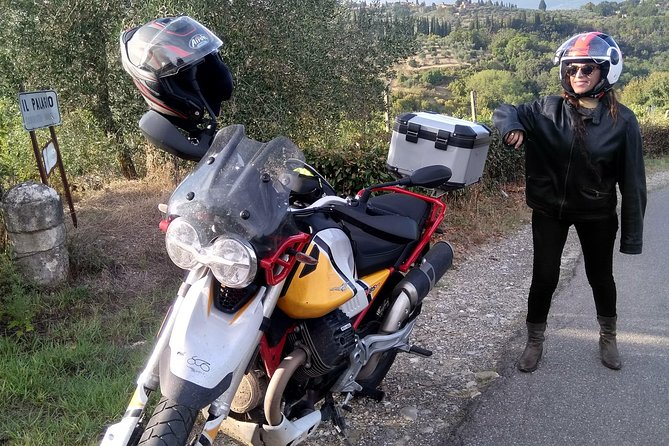 Panoramic route Setteponti by Moto
