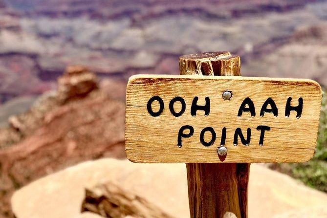 Grand Canyon Hike & Sightseeing Tour