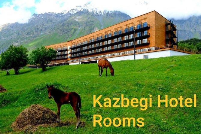 Kazbegi, Gudauri, Zhinvali Dam, Ananuri In One-Day Trip