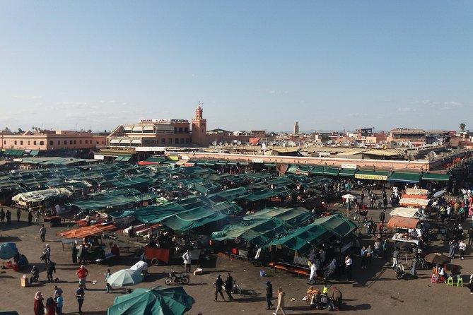 Marrakech 2 days from Agadir