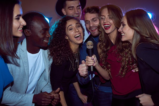 2-hour Karaoke in a Private Room for 7-8 people