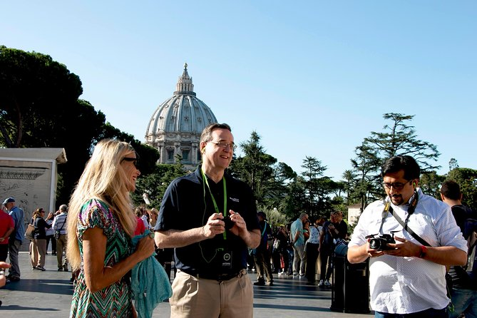 Ultimate St. Peter's Basilica Dome Climb and Tour with Papal Crypts photo 3