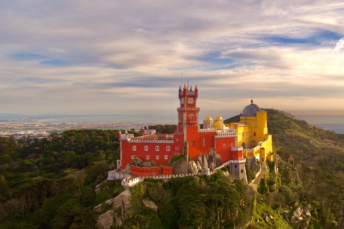 Sintra, Cabo da Roca & Cascais Private Tour