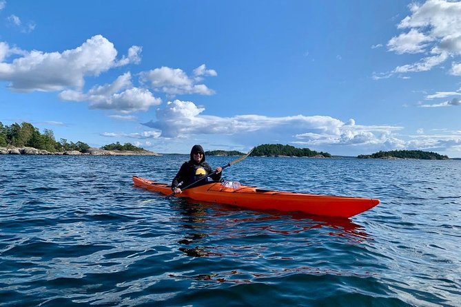 Guided Kayak Tour in Stockholm Archipelago