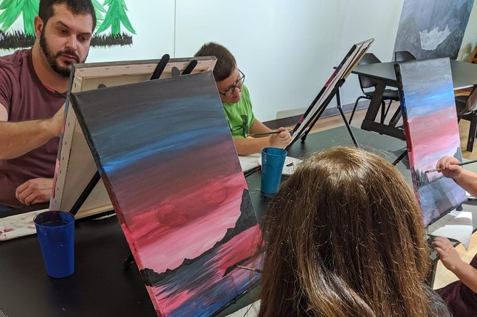 Pigeon Forge: Three Hour BYOB Paint Class